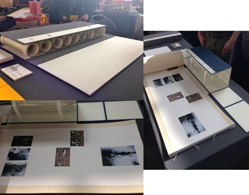 Graham Watson: large scroll